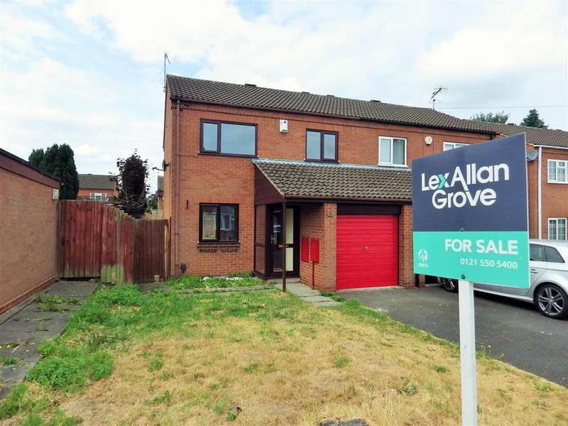 3 Bedrooms Semi Detached House for sale in Best Street, Cradley Heath
