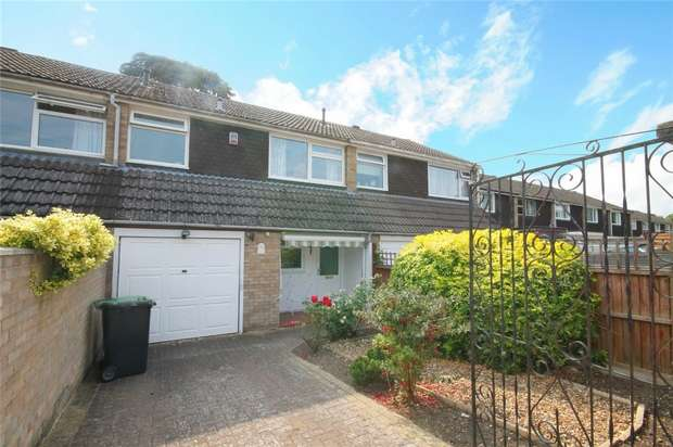 3 Bedrooms Terraced House for sale in Grange Gardens, Sharnbrook, Bedford