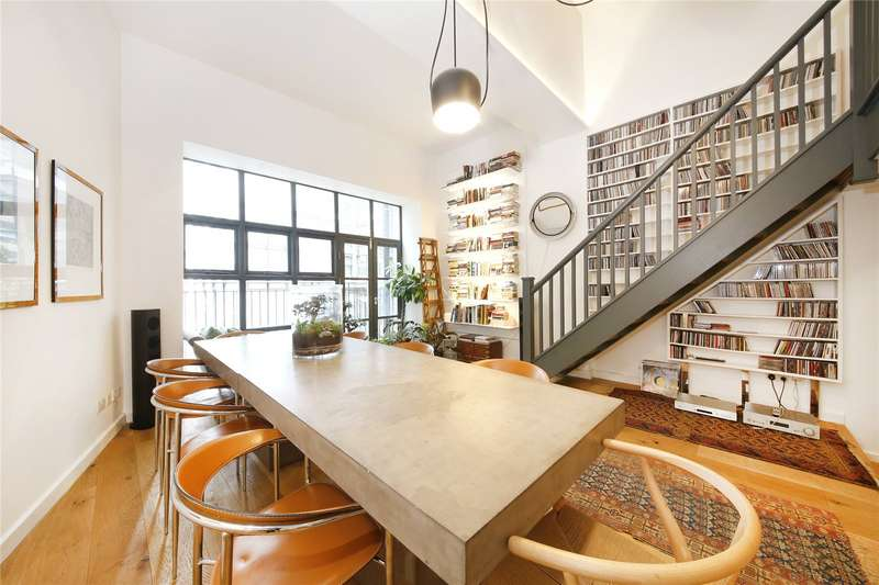 2 Bedrooms Flat for sale in Imperial Hall, 104-122 City Road, London, EC1V