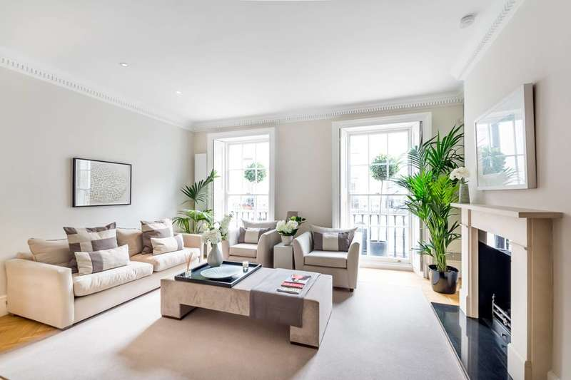 5 Bedrooms House for sale in Chester Row, Belgravia, SW1W