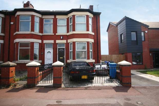 3 Bedrooms Property for sale in North Road, Manchester, Greater Manchester, M11 4LD