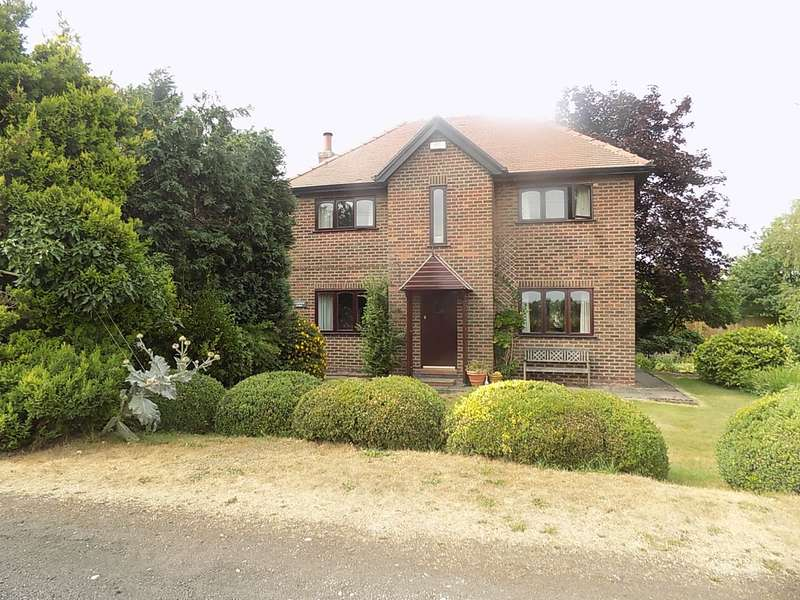 3 Bedrooms Detached House for sale in Woodend Lane, Rixton, Warrington, WA3