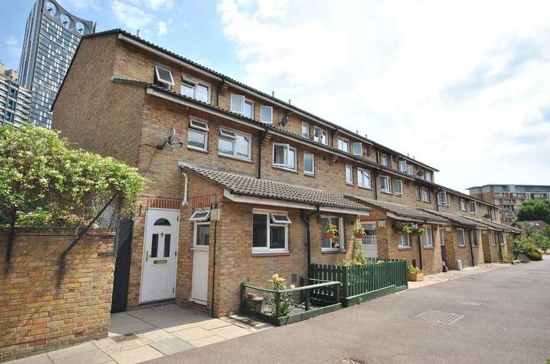 4 Bedrooms End Of Terrace House for sale in Canterbury Place Walworth SE17