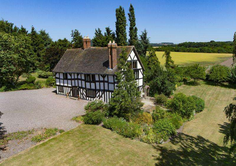 5 Bedrooms Detached House for sale in Leighton, Shrewsbury