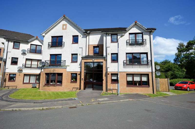 2 Bedrooms Flat for sale in 28 Edward Place, Stepps, Glasgow, G33 6EN