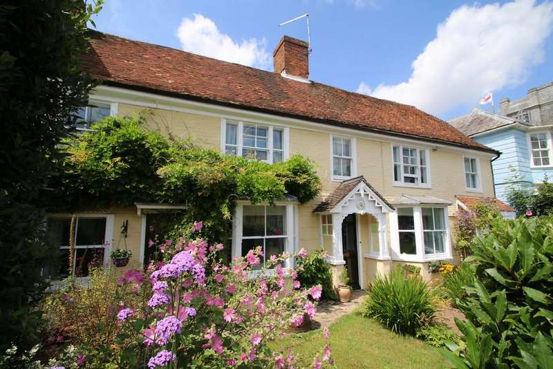 5 Bedrooms Semi Detached House for sale in Ashford Road, Tenterden
