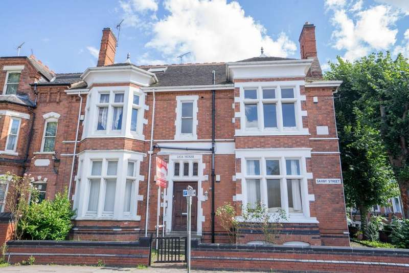 9 Bedrooms Apartment Flat for sale in Liga House, Saxby and Tichborne Street, Highfields