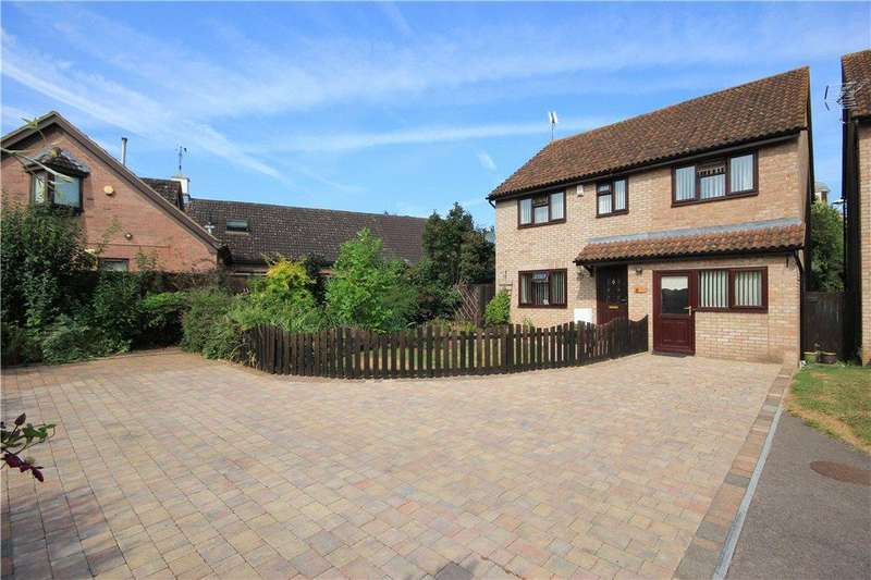 4 Bedrooms Detached House for sale in Yarlington Mill, Belmont, Hereford, HR2
