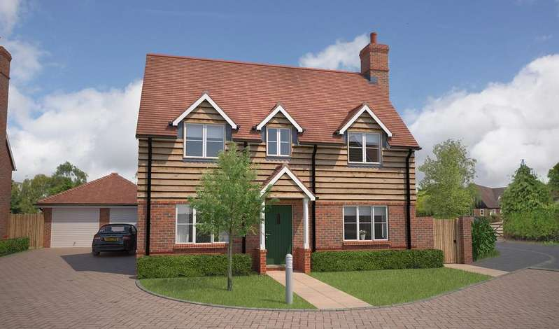 4 Bedrooms Detached House for sale in Nutburn Road, North Baddesley, Southampton, Hampshire