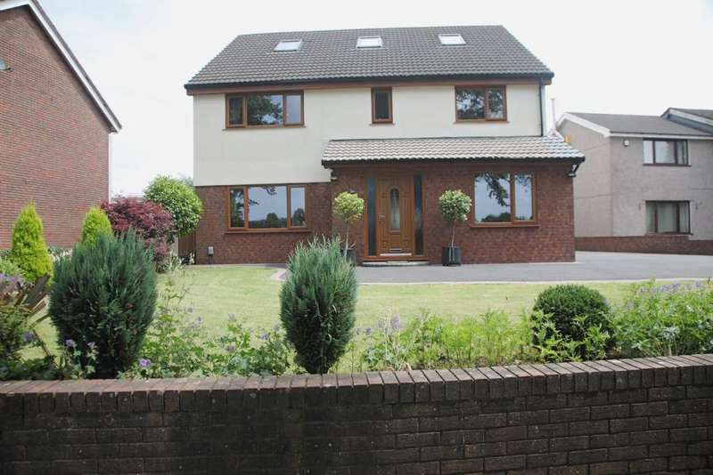 6 Bedrooms Detached House for sale in Heol Dulais, Birchgrove, Swansea. SA7 9LU