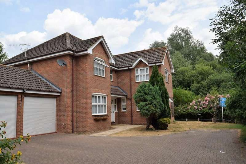5 Bedrooms Detached House for sale in Fennel Way, Thetford
