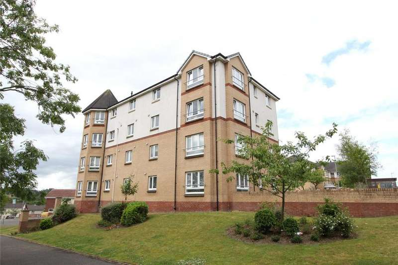 2 Bedrooms Apartment Flat for sale in 3/1, Whitehaugh Road, Glasgow