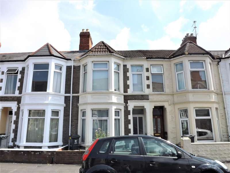 5 Bedrooms Terraced House for sale in Malefant Street, Cardiff