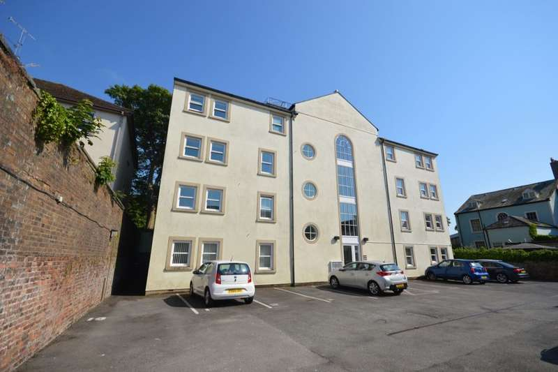 1 Bedroom Flat for sale in Catherine Street, Whitehaven, CA28