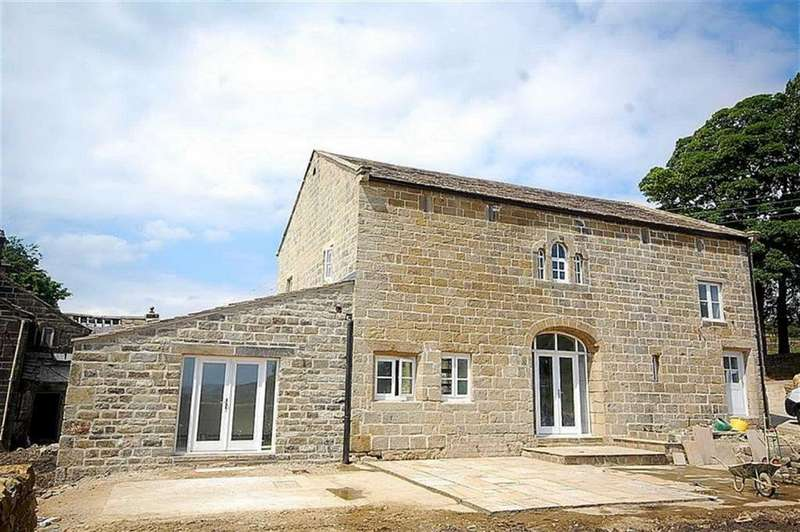 4 Bedrooms Detached House for sale in Faugh Lane, Heptonstall, Halifax, HX7