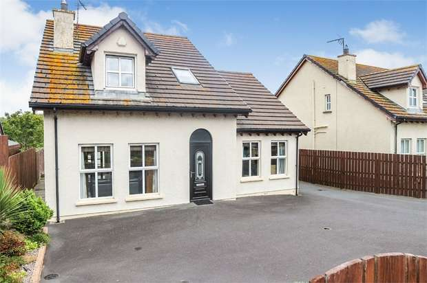 4 Bedrooms Detached House for sale in Clanmaghery Grove, Ballykinler, Downpatrick, County Down