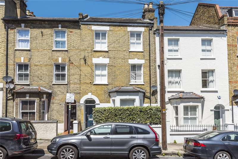 5 Bedrooms Terraced House for sale in Shelgate Road, London, SW11
