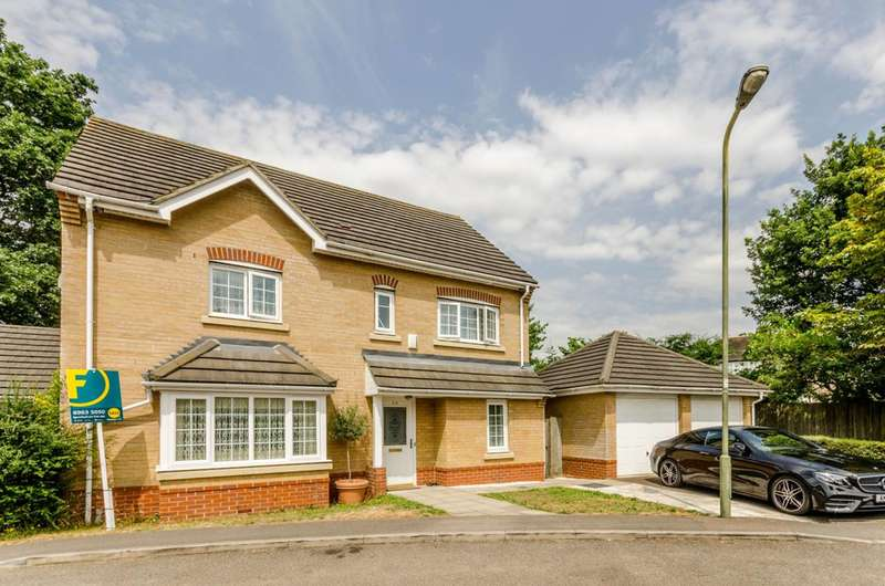 6 Bedrooms Detached House for sale in Oxford Avenue, Southgate, N14