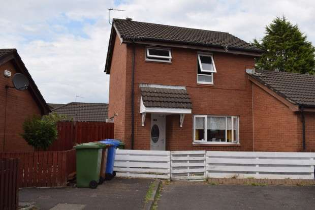 2 Bedrooms End Of Terrace House for sale in 18 Elderpark Grove, Govan, G51