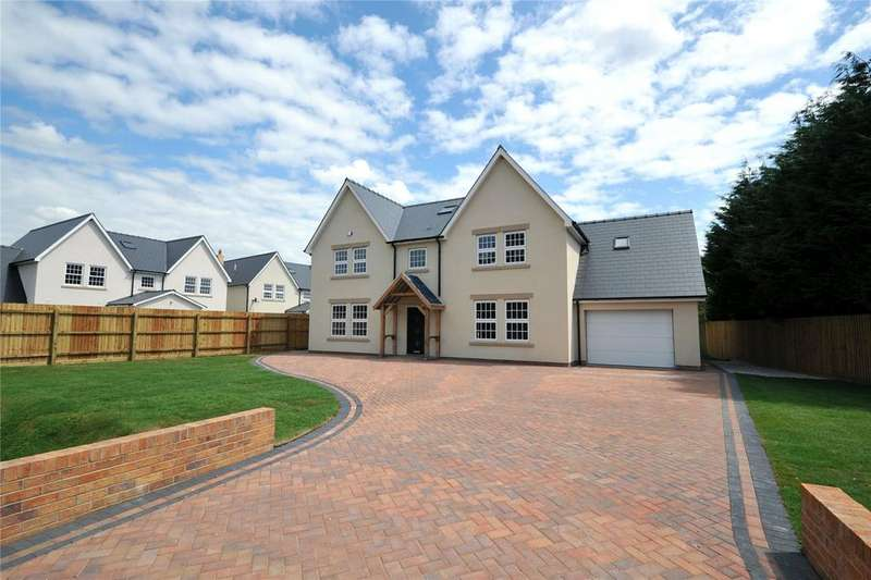 5 Bedrooms Detached House for sale in Church Road, St. Brides, Wentlooge, Newport, NP10