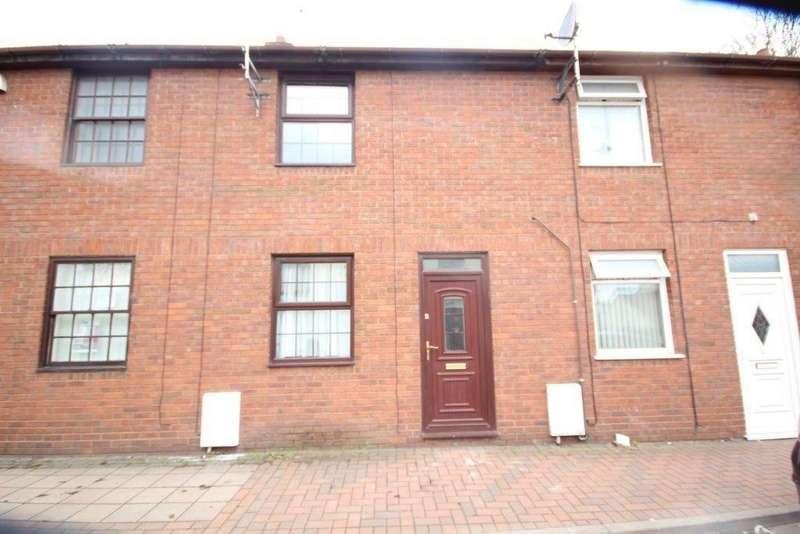 2 Bedrooms Terraced House for sale in 2 Chapel Terrace