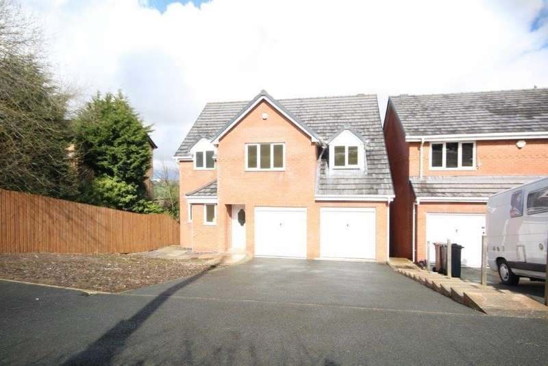 4 Bedrooms Detached House for sale in Holway Road