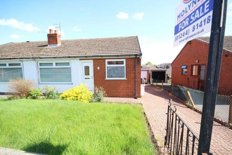 2 Bedrooms Detached Bungalow for sale in Charles Drive, Flint , Flintshire