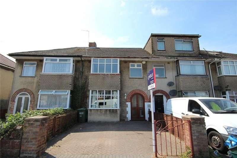 3 Bedrooms Terraced House for sale in Mortimer Road, Filton, Bristol, BS34