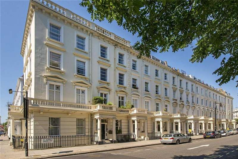 6 Bedrooms Terraced House for sale in St. Georges Square, Pimlico, London, SW1V