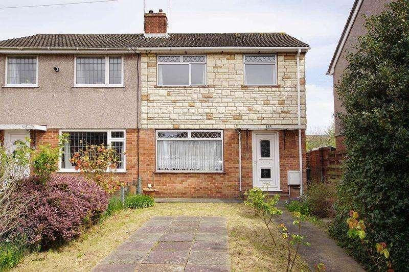 3 Bedrooms Semi Detached House for sale in Gordon Road, Bristol, BS5 7DL
