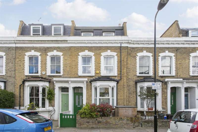 4 Bedrooms Terraced House for sale in Harcombe Road, Stoke Newington, N16