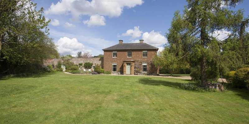 7 Bedrooms Detached House for sale in Old Vicarage Lane, Priors Marston, Warwickshire