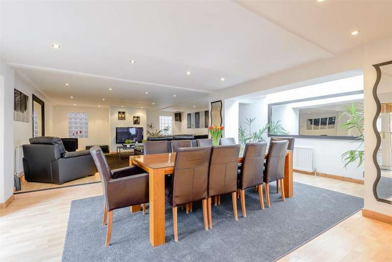 6 Bedrooms Detached House for sale in St Georges Road, Leamington Spa, Warwickshire