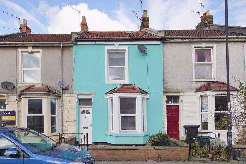 3 Bedrooms Terraced House for sale in High Street, Easton, Bristol, BS5 6DW