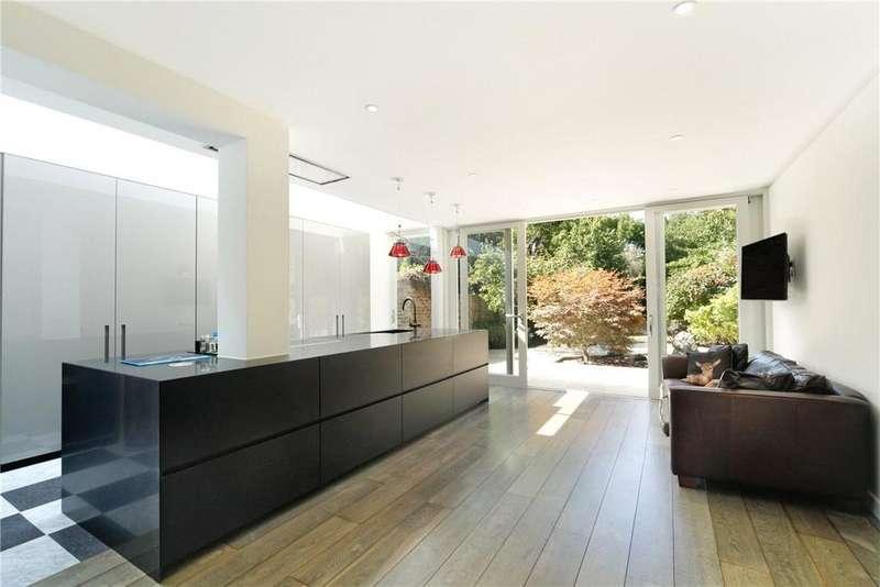 5 Bedrooms Semi Detached House for sale in Castelnau, Barnes, SW13