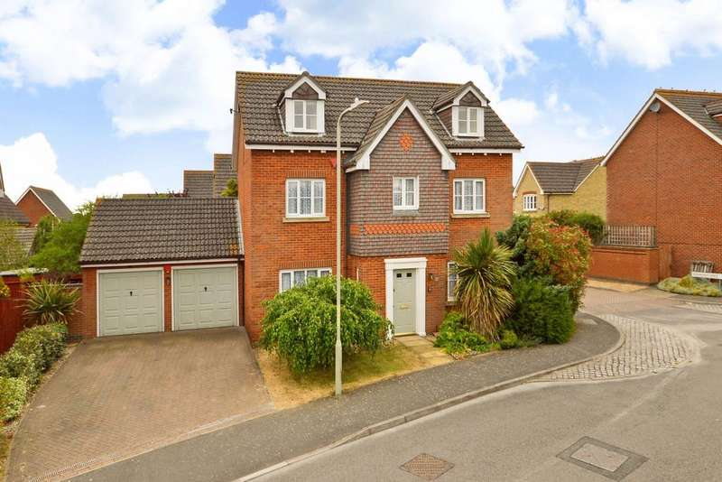 5 Bedrooms Detached House for sale in Ashford, TN23