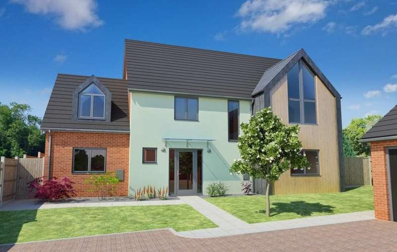 5 Bedrooms Detached House for sale in Snaefell Park, Sheringham