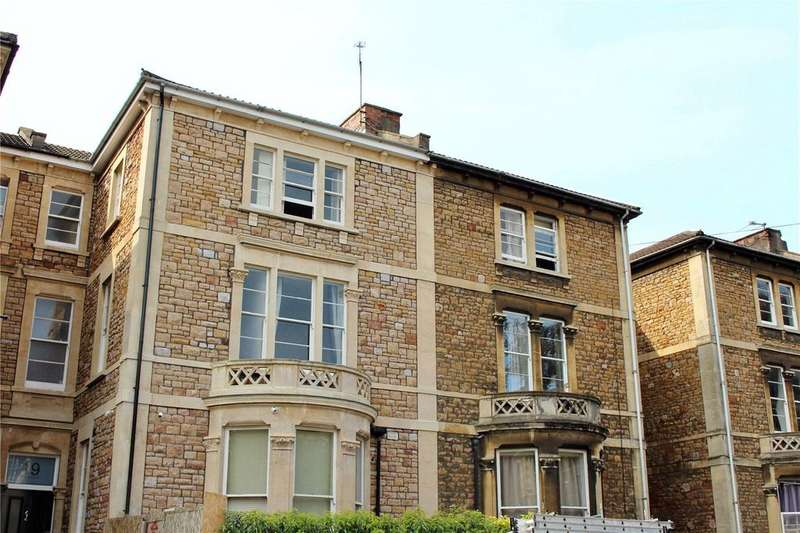 2 Bedrooms Apartment Flat for sale in Whatley Road, Bristol, Somerset, BS8