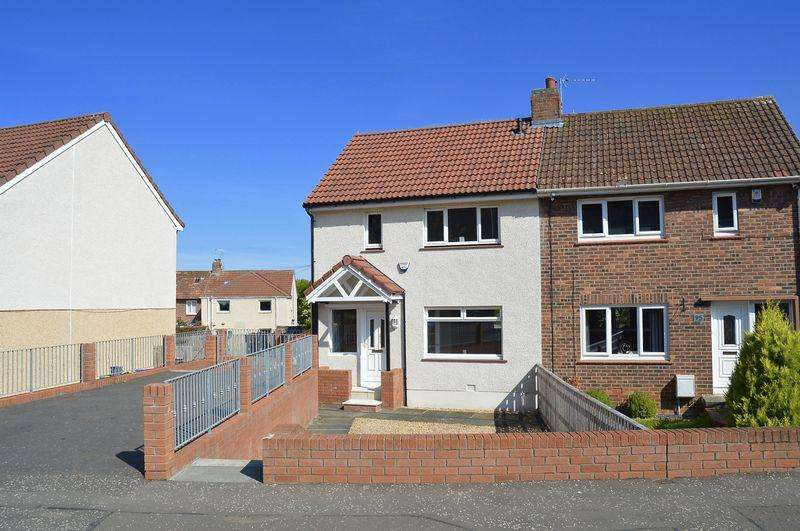 4 Bedrooms Semi-detached Villa House for sale in Hillfoot Road, Ayr