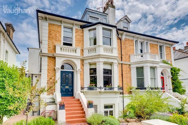 5 Bedrooms Semi Detached House for sale in Denmark Villas, Hove, BN3