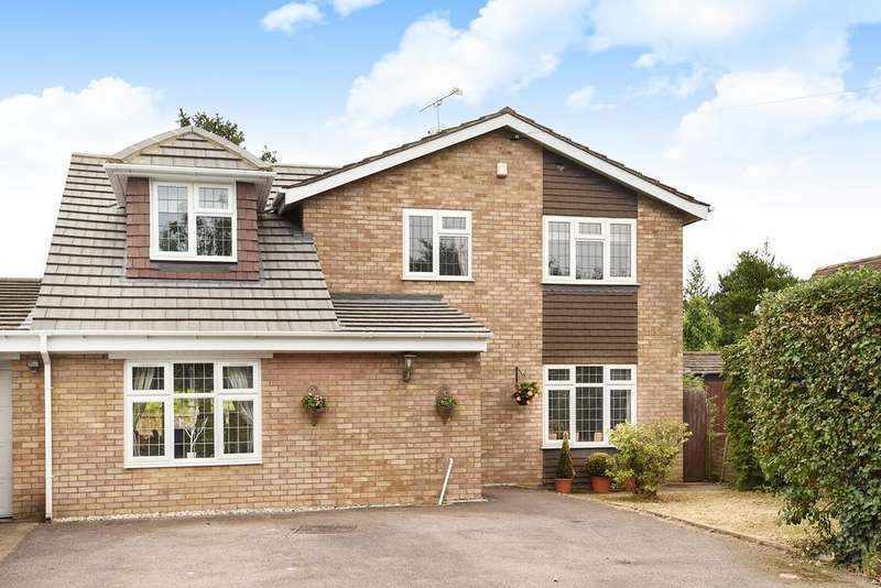 4 Bedrooms Link Detached House for sale in Mill Lane, Greenfield, MK45