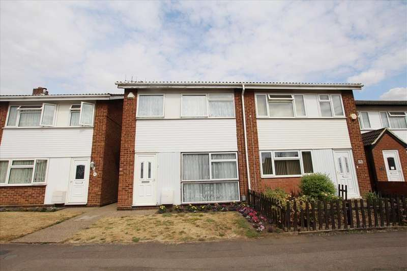 3 Bedrooms Semi Detached House for sale in Rose Lane, Biggleswade, SG18