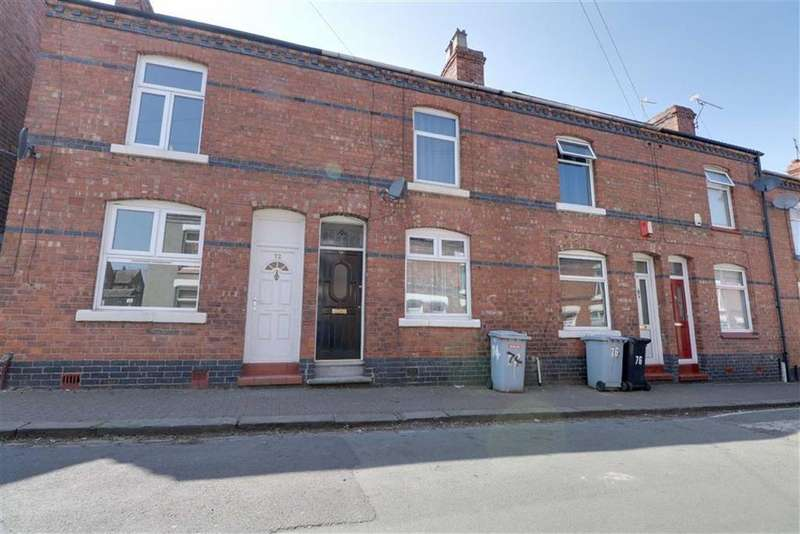 2 Bedrooms Terraced House for sale in Ludford Street, Crewe