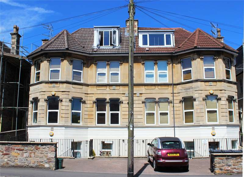1 Bedroom Flat for sale in Chesterfield House Chesterfield Road St. Andrews BS6