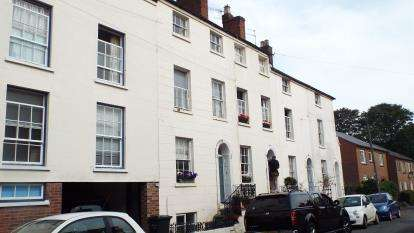 3 Bedrooms Terraced House for sale in Green Hill, London Road, Worcester, Worcestershire