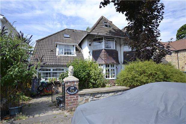 3 Bedrooms Semi Detached House for sale in Westbury Road, Westbury-On-Trym, Bristol, BS9 3AL