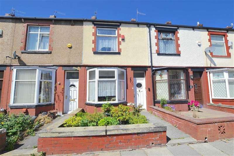 2 Bedrooms Terraced House for sale in Grasmere Street, Burnley, Lancashire