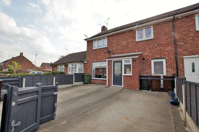 3 Bedrooms Town House for sale in Chatterton Avenue, Lincoln