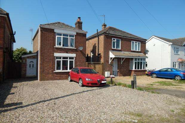 3 Bedrooms Detached House for sale in Elm Road, March, Cambs, PE15