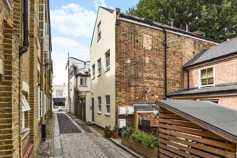 1 Bedroom Flat for sale in Childs Lane, Crystal Palace